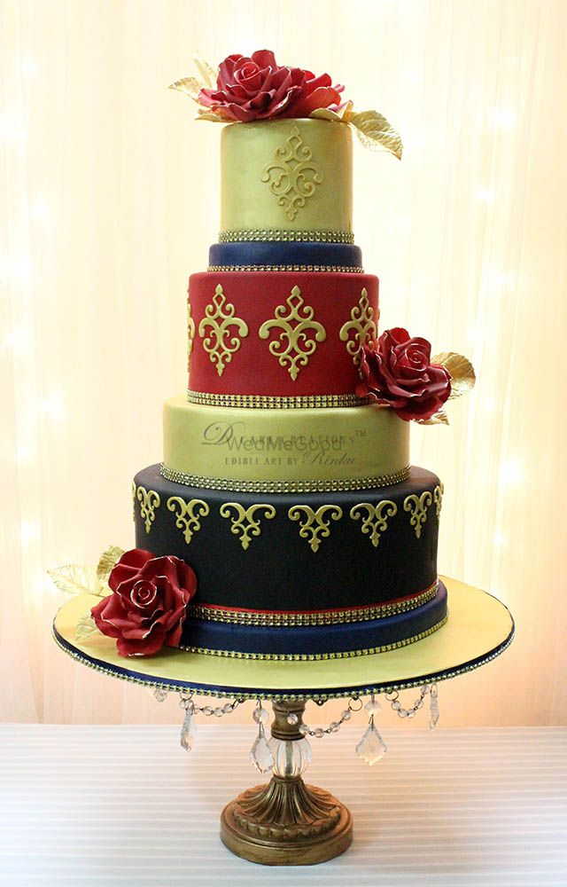 Photo By D Cake Creations - Cake