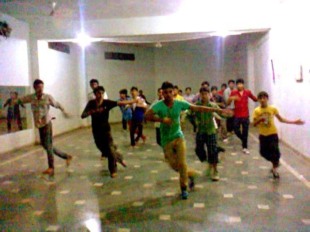 Photo By Neeraj Khare - Sangeet Choreographer