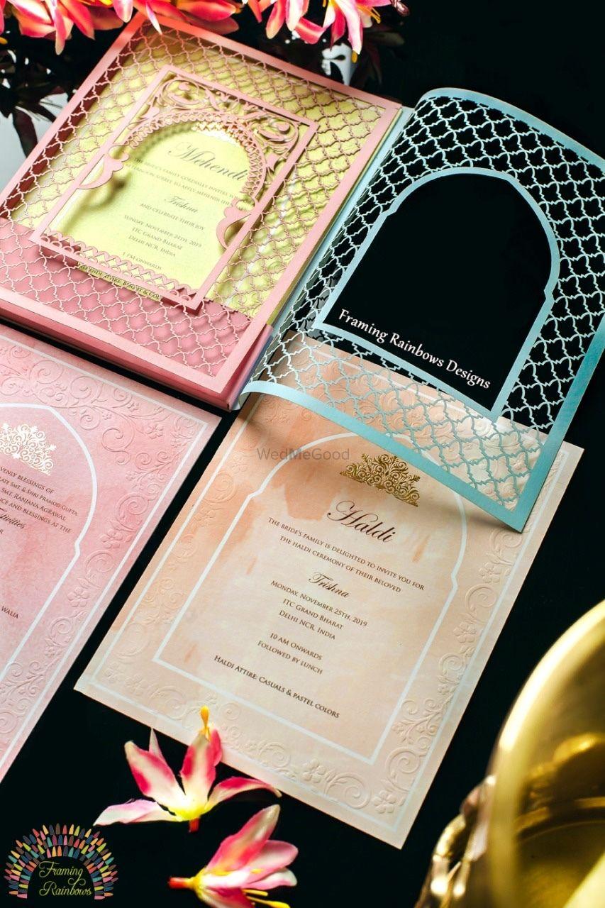 Photo By Framing Rainbows - Invitations