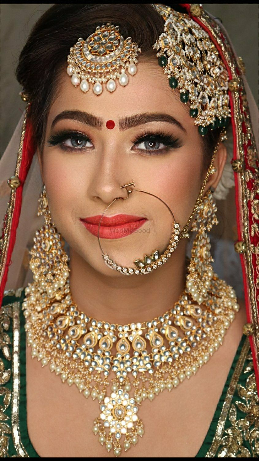 Photo By Simran Khanna Makeovers - Bridal Makeup