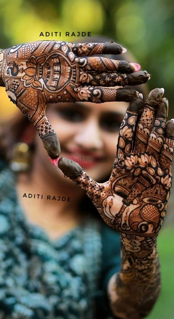 Photo By Aditis Mehendi Art - Mehendi Artist