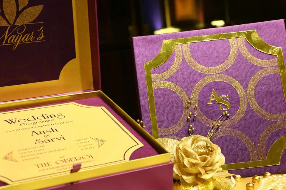 Photo By Phoenix Wedding Cards - Invitations