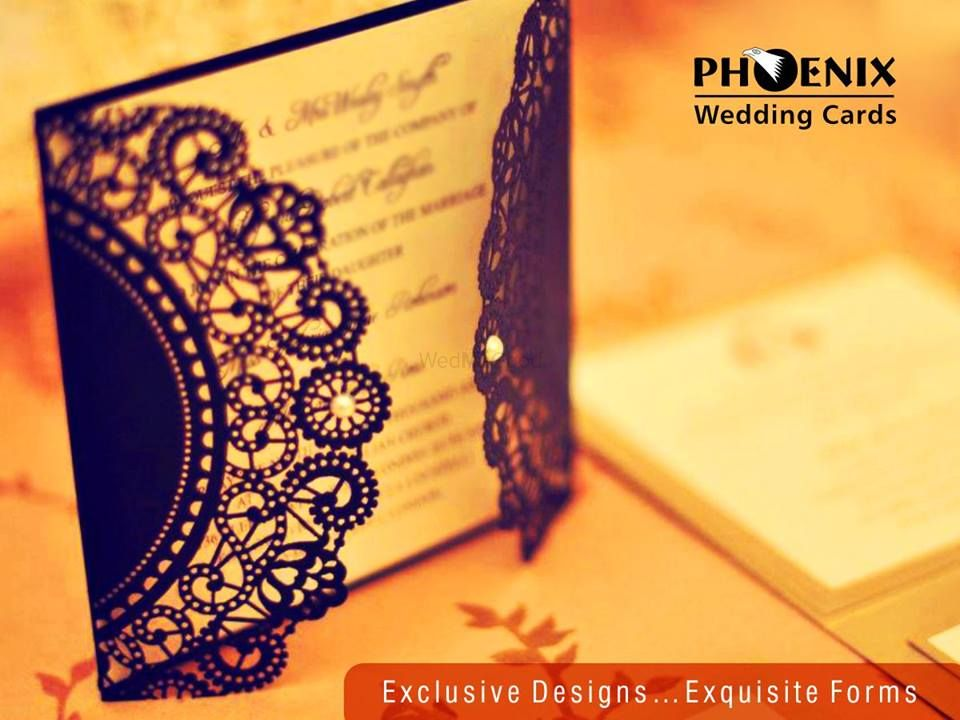 Photo By Phoenix Wedding Cards - Invitations