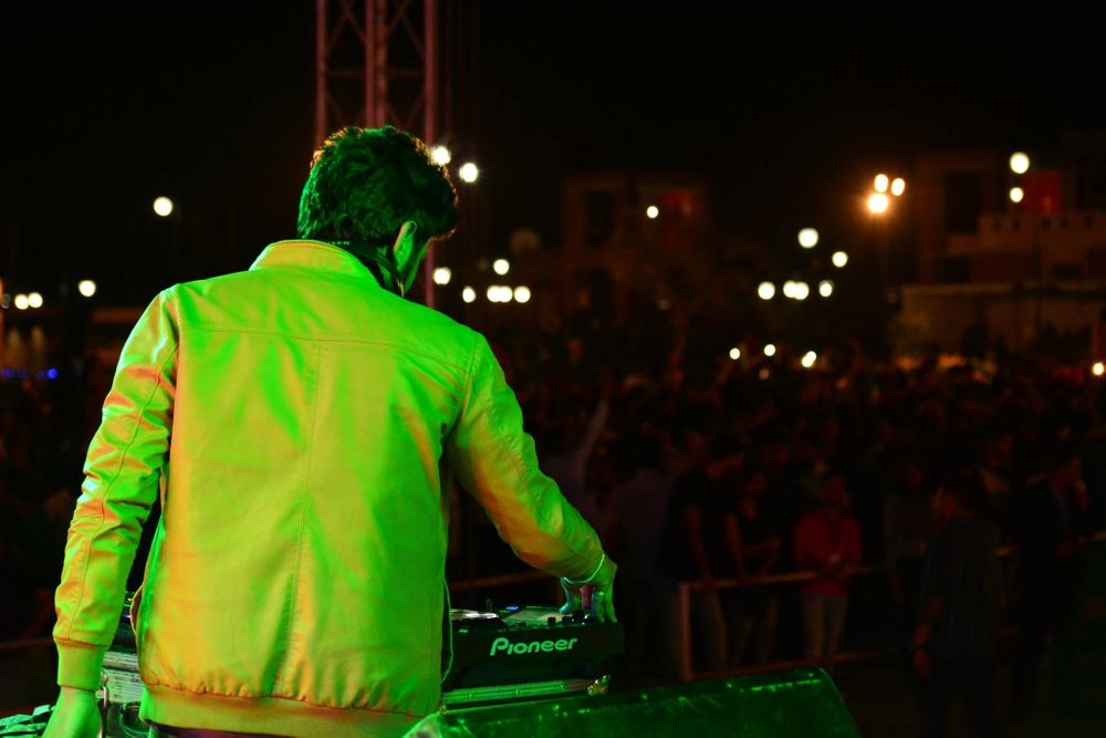 Photo By DJ Ashish - DJs