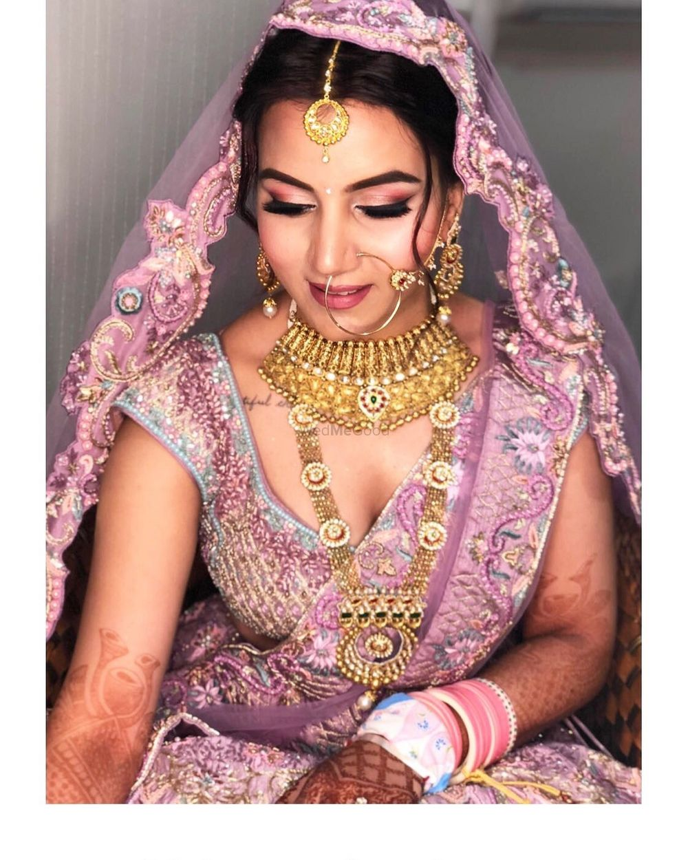Photo By Makeovers By Sukanya - Bridal Makeup