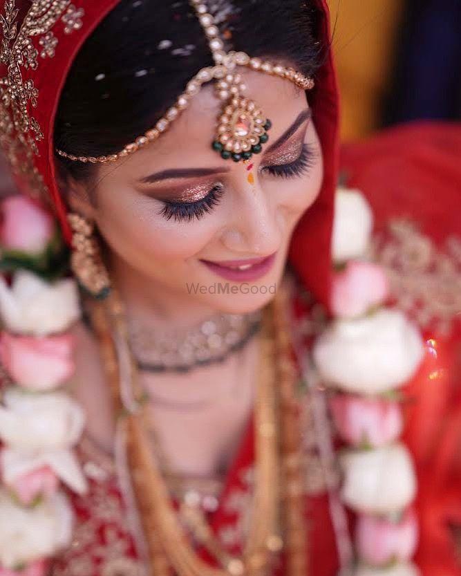 Photo By Makeovers By Sukanya - Bridal Makeup