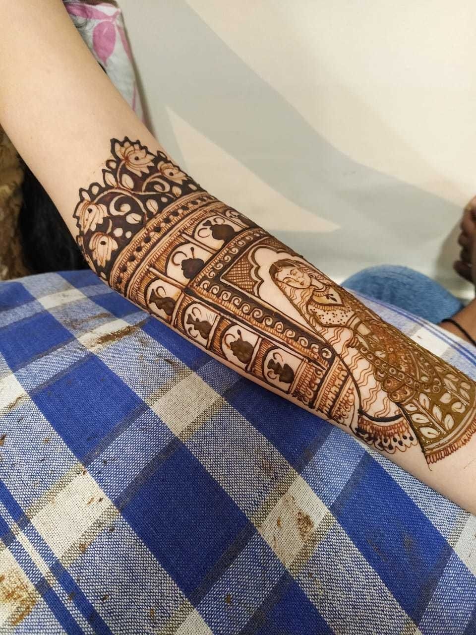 Photo By Lata Mehandi - Mehendi Artist