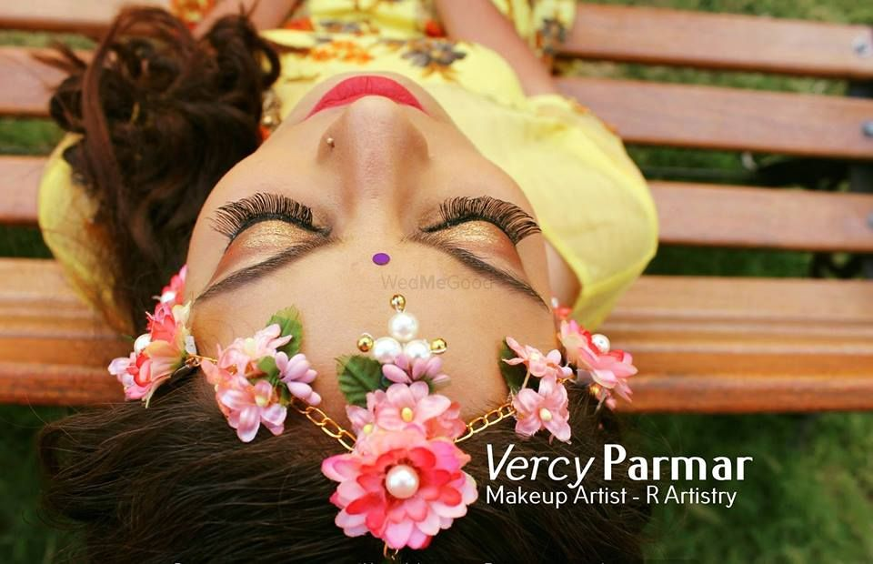 Photo By R Artistry - Bridal Makeup