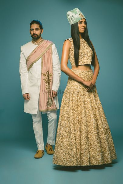 Photo By SVA by Sonam and Paras - Bridal Wear