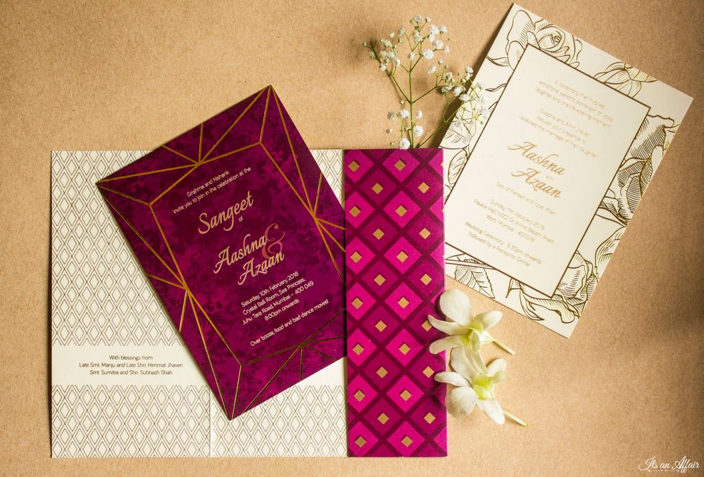 Photo By Invitations by Its an Affair - Invitations