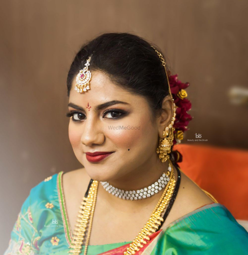 Photo By Beauty and the Brush- Makeup by Sutapa - Bridal Makeup