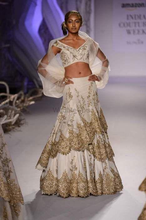 Photo of Amazon India couture week 1015 gaurav gupta