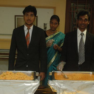 Photo By Srinidhi Catering - Catering Services