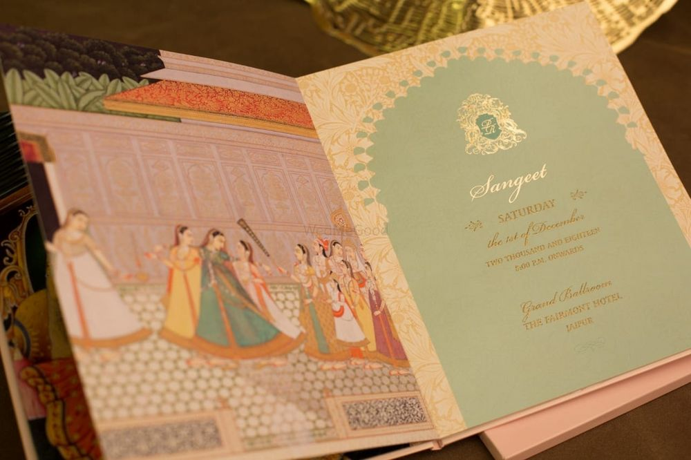 Photo By Ozel Design - Invitations