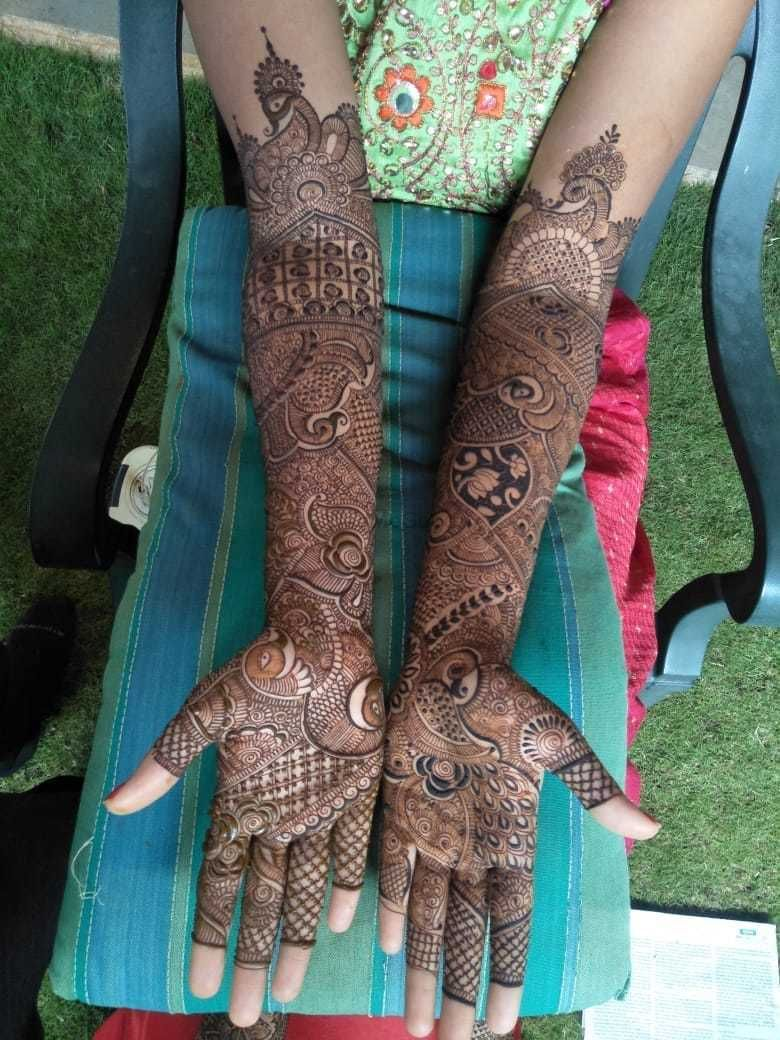 Photo By Hari Om Mehandi Artist - Mehendi Artist