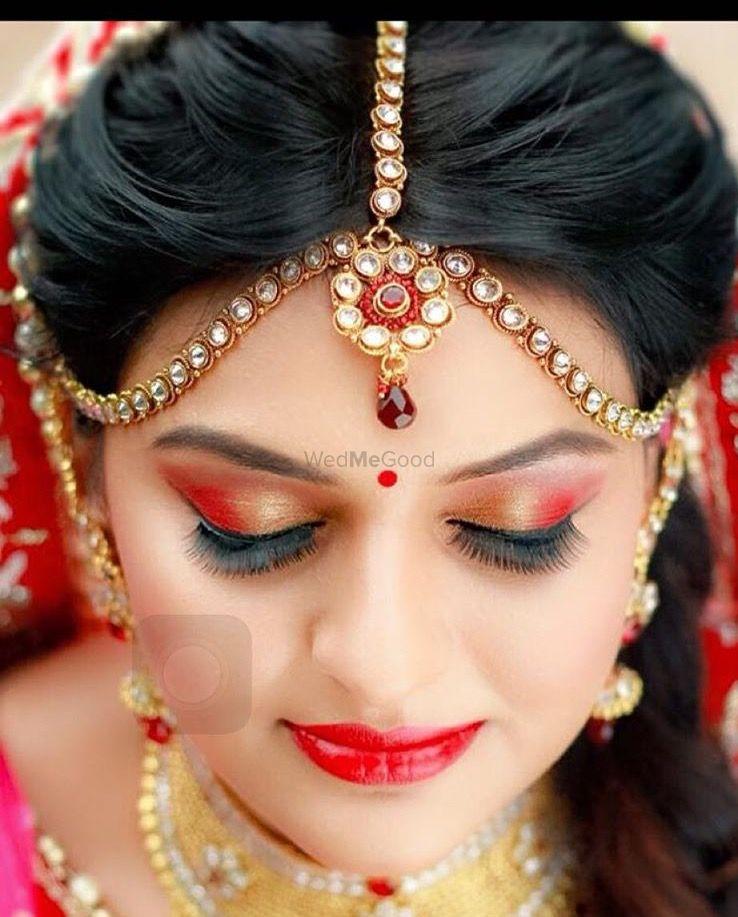 Photo By MUA Anjali Jain - Bridal Makeup