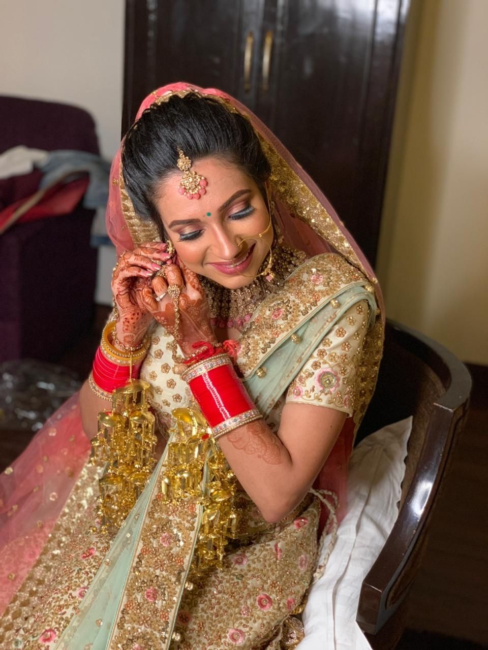 Photo By Saloni Arora - Makeup Mafia - Bridal Makeup