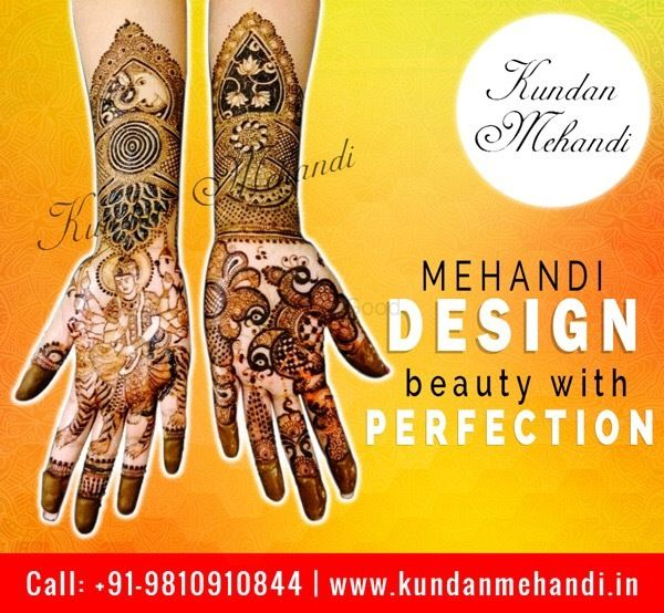 Photo By Kundan Mehendi Artist - Mehendi Artist