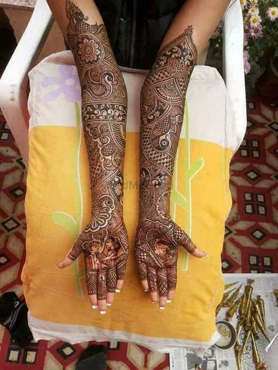 Photo By Raju Mehendi Artist Gurgaon - Mehendi Artist