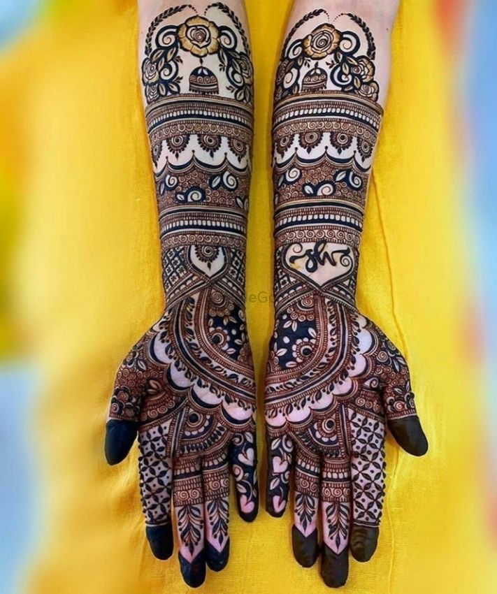 Photo By Raju Mehendi Artist GK - Mehendi Artist