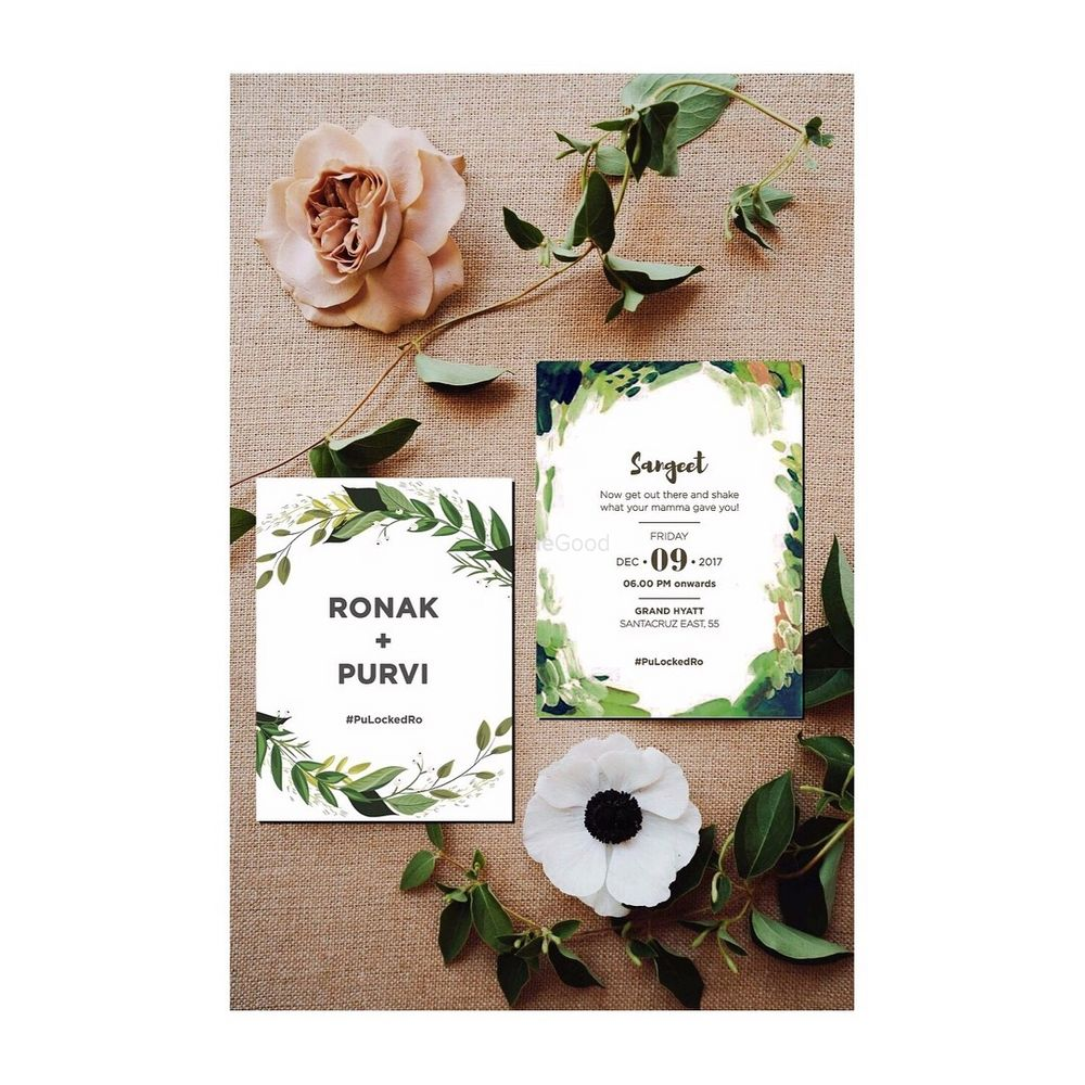Photo By Studio Works Co. - Invitations
