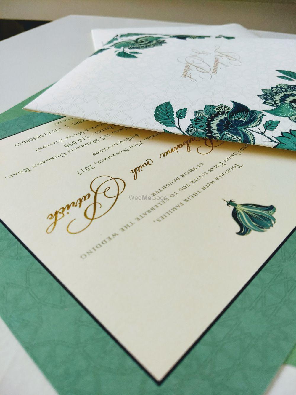 Photo By The Wedding Studio by Ohsoboho - Invitations