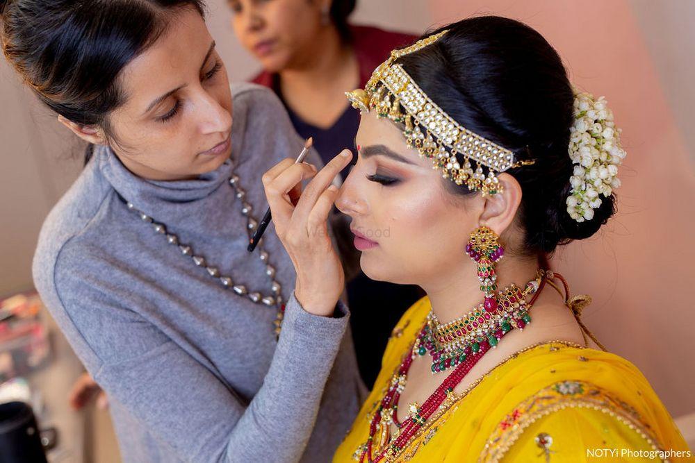 Photo By Blush Lounge  - Bridal Makeup