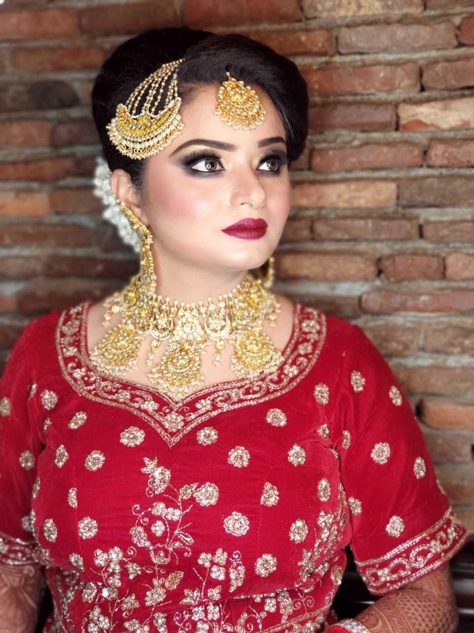 Photo By Kamna Sharma - Makeup Artist