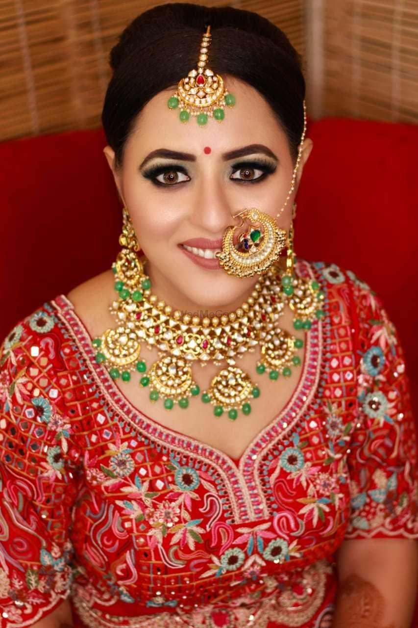 Photo By Kamna Sharma - Bridal Makeup