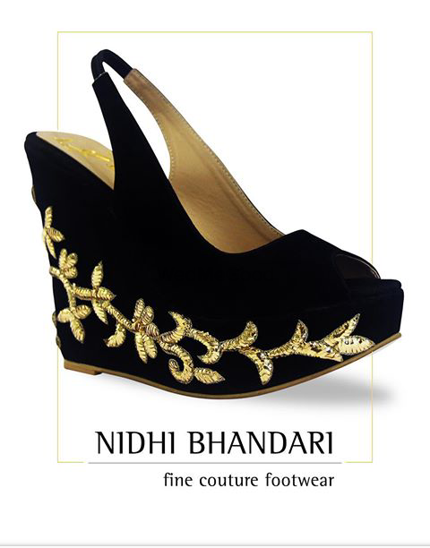Photo By Nidhi Bhandari, Fine Couture Footwear - Accessories