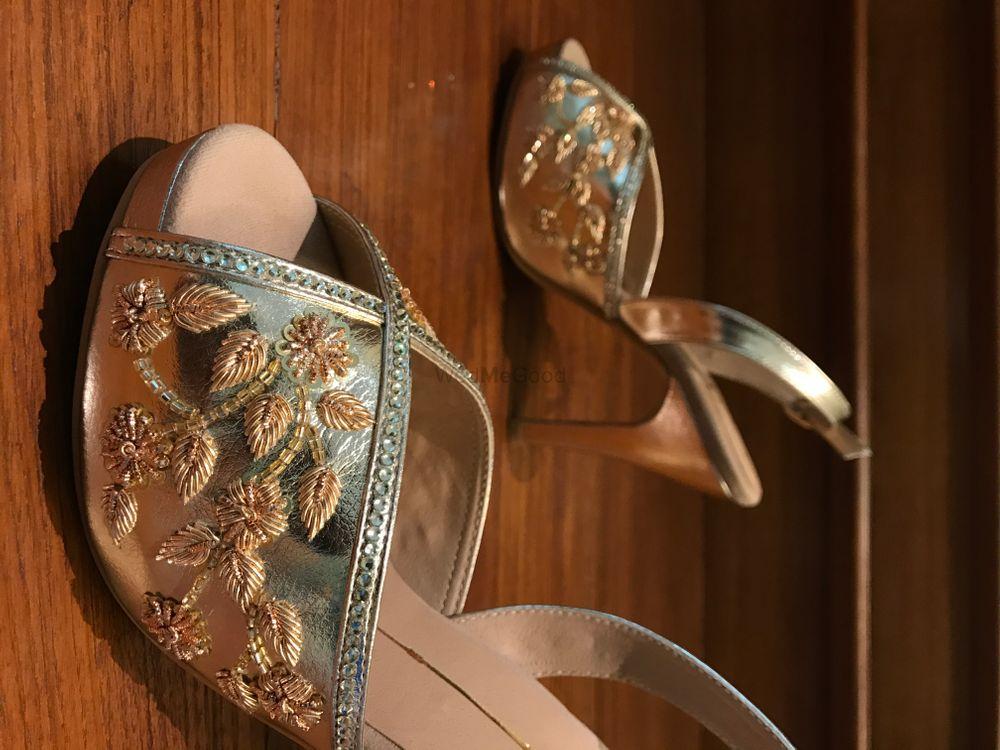 Photo By Nidhi Bhandari, Fine Couture Footwear - Accessories
