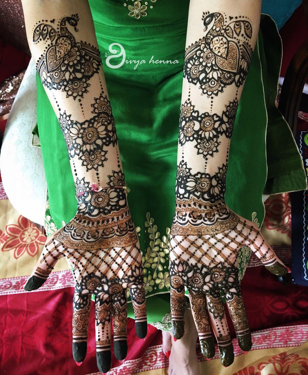 Photo By Divya Henna - Mehendi Artist