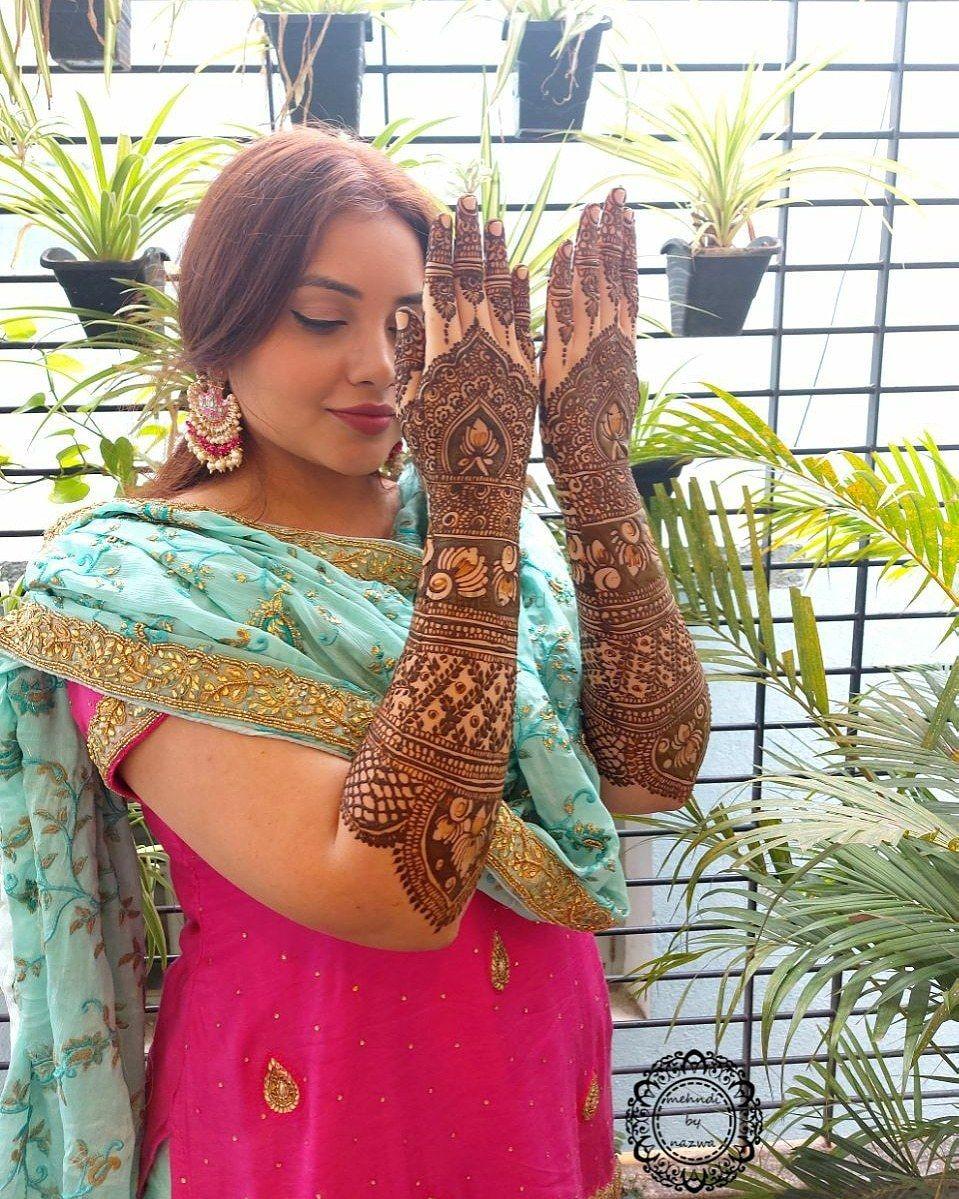 Photo By Mehndi by Nazwa - Mehendi Artist