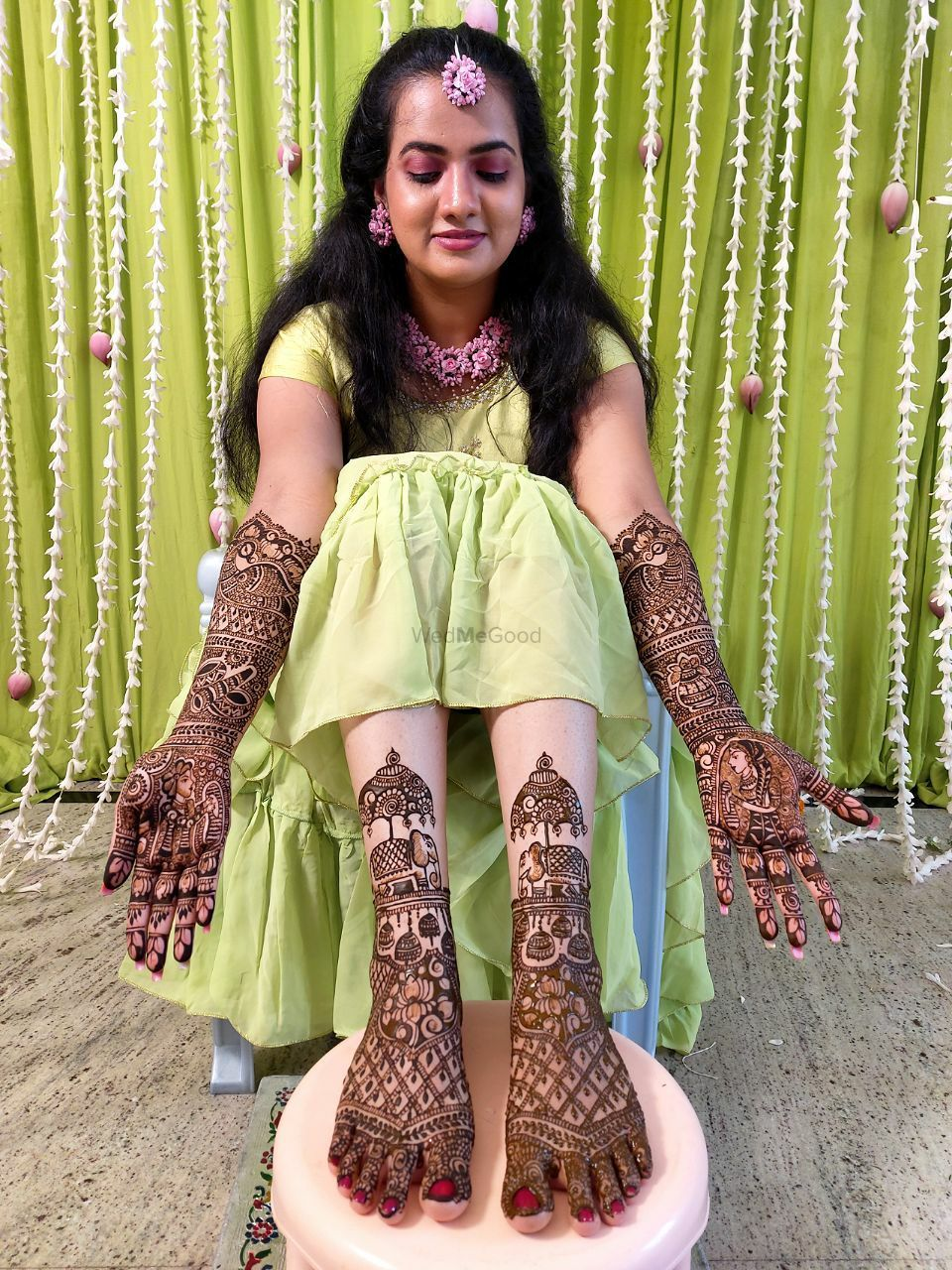 Photo By Mehndi by Nazwa - Mehendi Artist