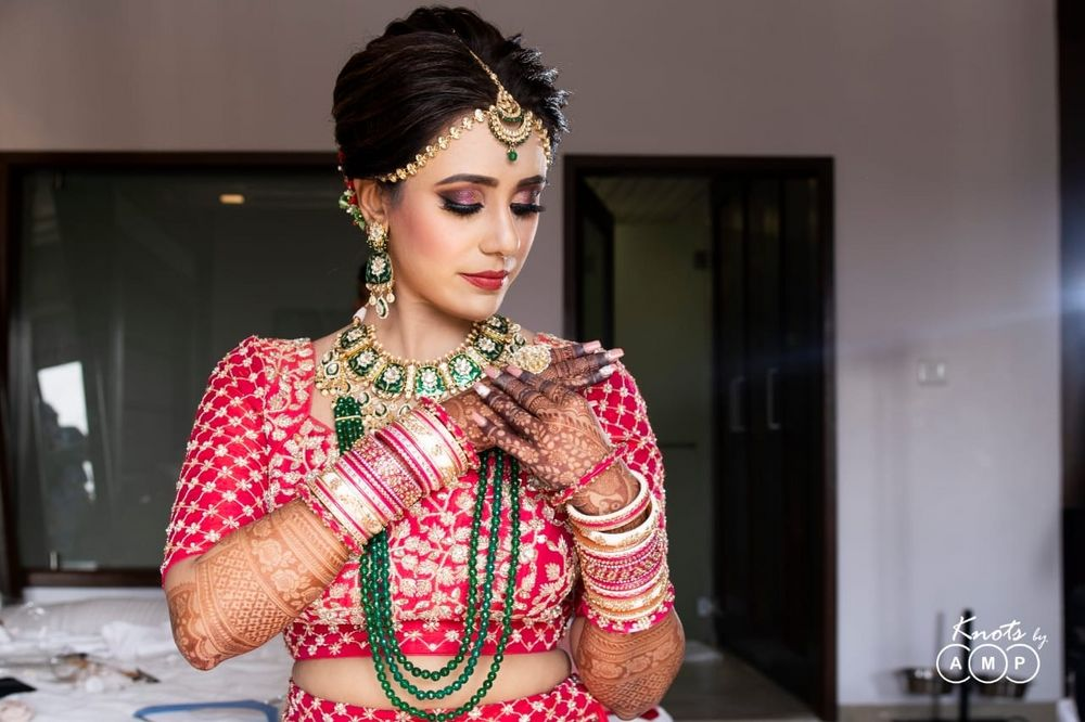 Photo By Kajol R Paswwan - Bridal Makeup