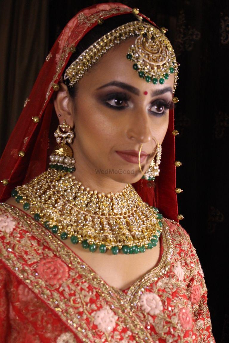 Photo By Makeovers by Triptii Rastogi - Bridal Makeup