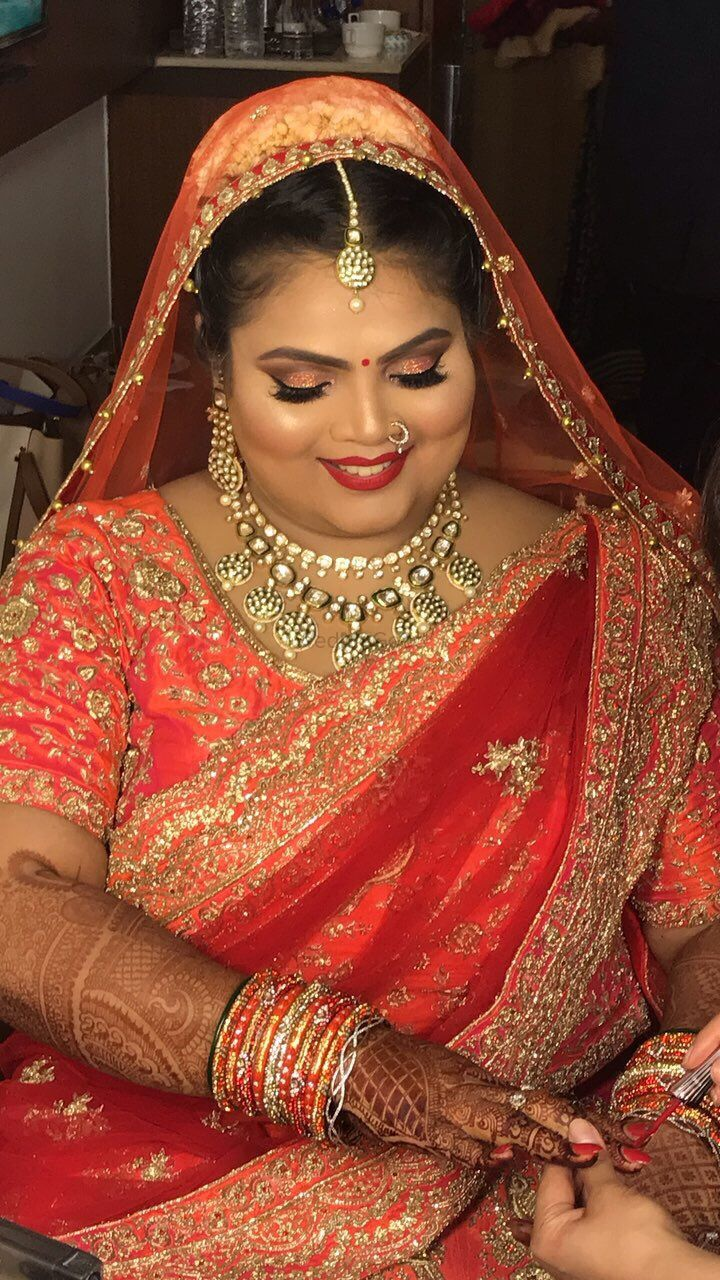 Photo By Makeovers by Triptii Rastogi - Bridal Makeup