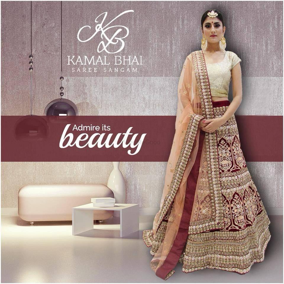 Photo By Kamal Bhai Saree Sangam - Bridal Wear