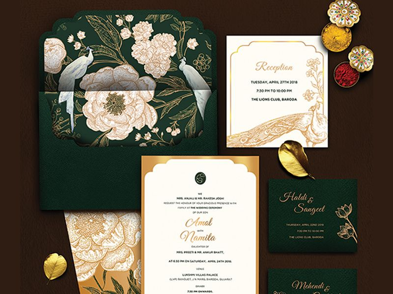 Photo By The Murphy Studio - Invitations