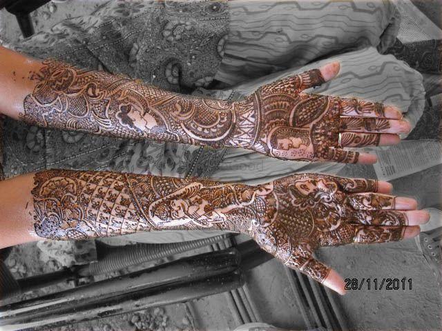 Photo By Pawan Mehendi Art - Mehendi Artist