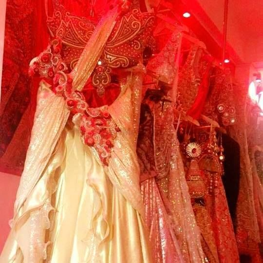 Photo By Om Couture by Bharti and Aashna - Bridal Wear