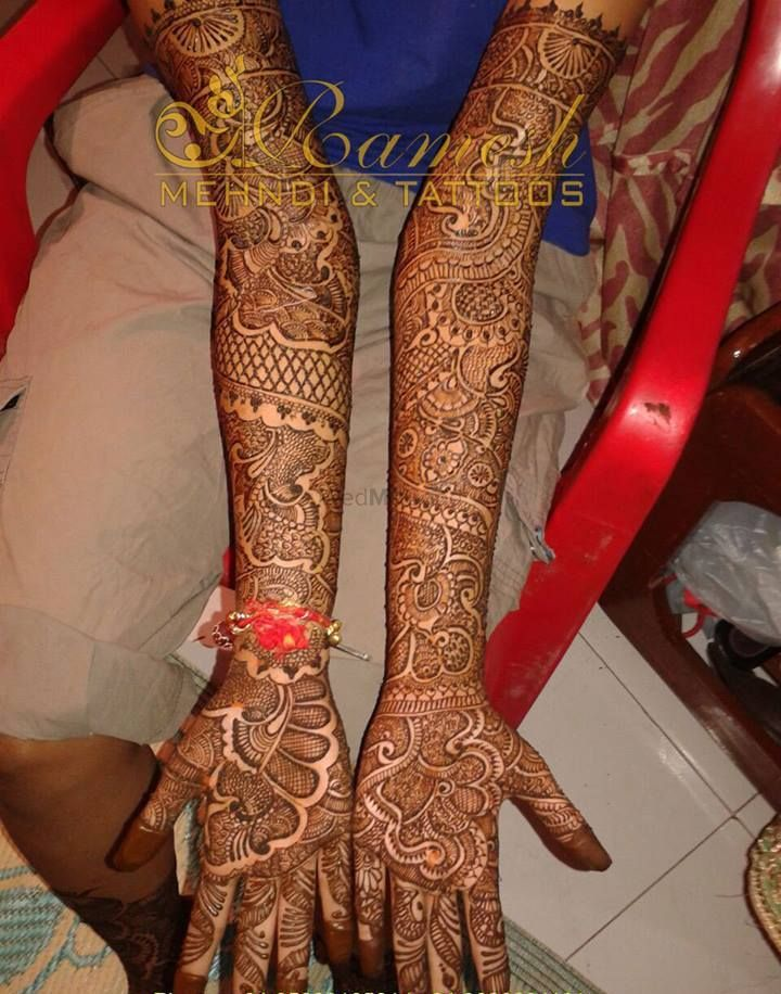 Photo By Ramesh Mehendi - Mehendi Artist
