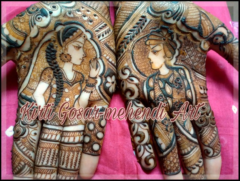 Photo By Kirti Gosar Mehendi Art - Mehendi Artist