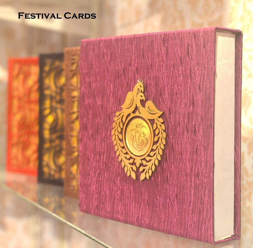 Photo By Festival Cards  - Invitations