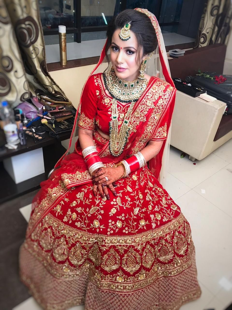 Photo By Makeup Stories By Sapna Bhati - Bridal Makeup
