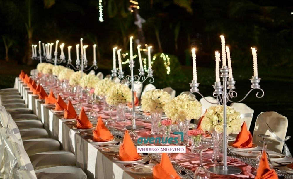 Photo By Avenues Weddings and Events - Decorators