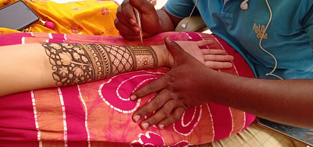 Photo By Krishna Mehndi Art Hyderabad - Mehendi Artist