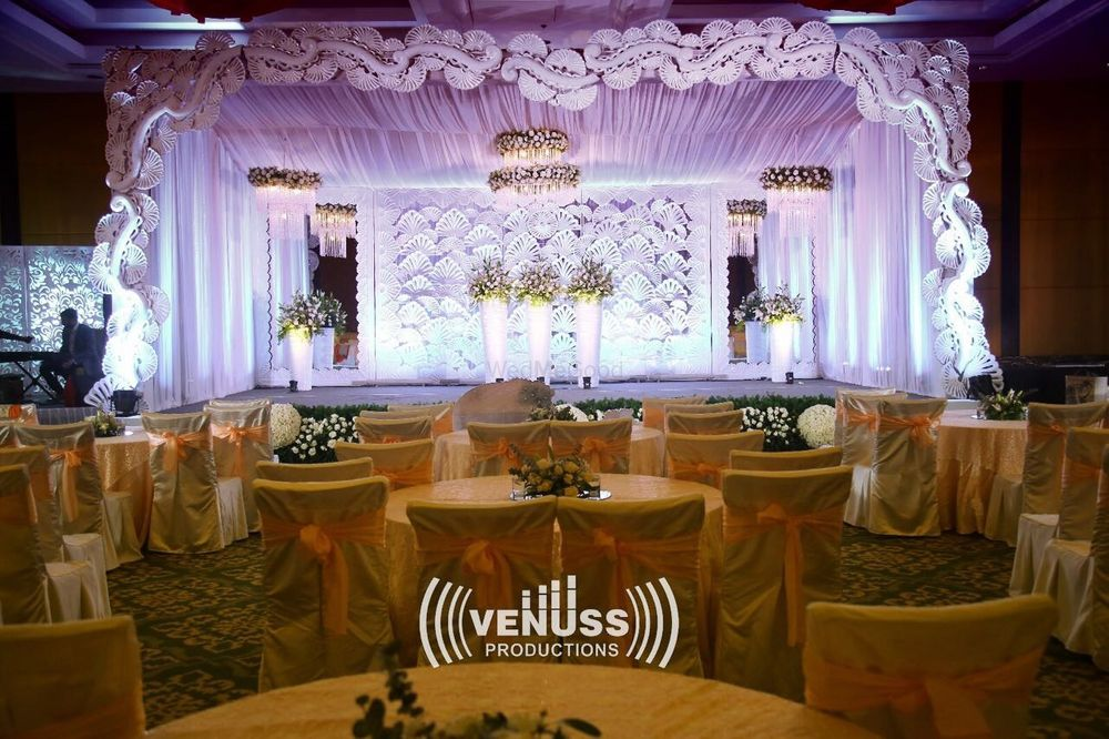 Photo By Venuss Productions - Decor