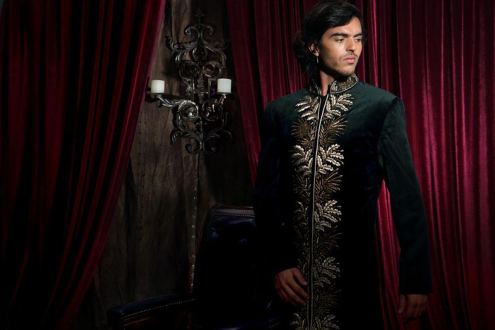 Photo By Viraj Mahajan Couture - Groom Wear