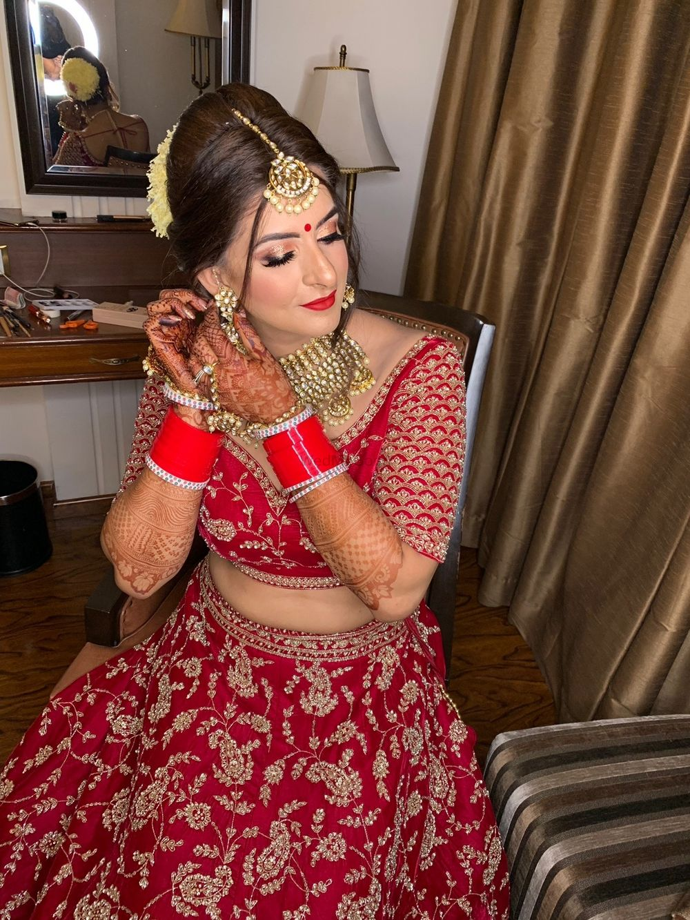 Photo By Face Stories by Dipica  - Bridal Makeup